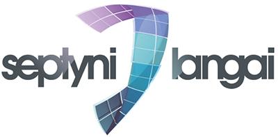 7LANGAI logo